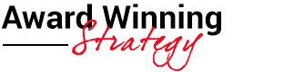 award winning strategy